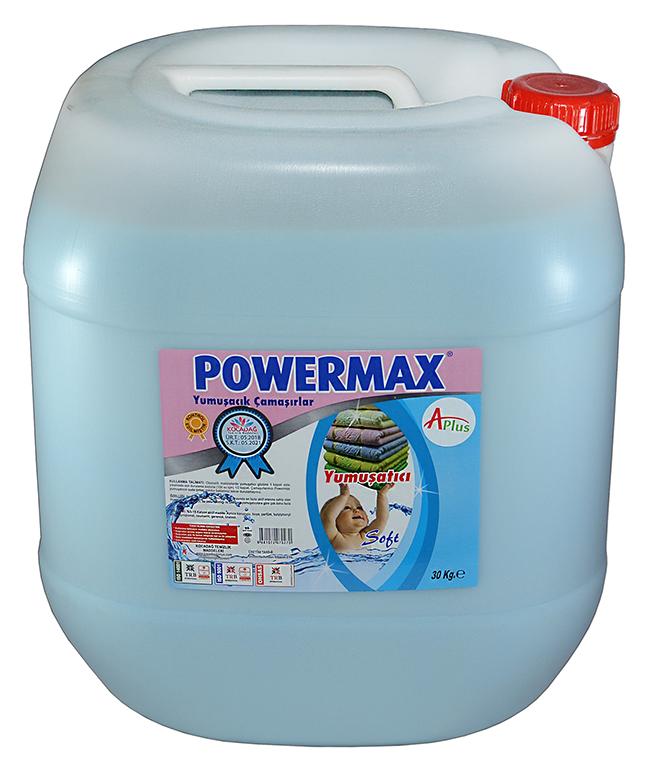 Powermax Çamaşır Yumuşatıcı 30 lt