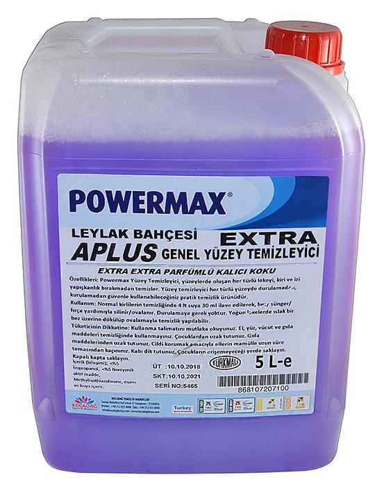 Powermax A Plus Genel Yüzey Temizleyici 5 lt