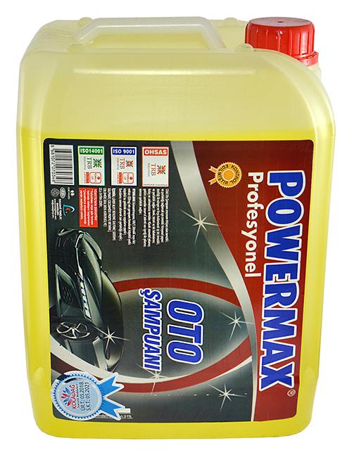 Powermax Oto Şampuan 5 lt